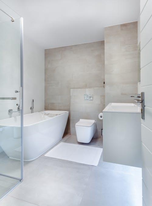 Badkamer tegel