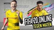 Fifa 20 online tegen vrienden (Nederlands gesproken)